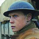 "George MacKay stars in ""1917"""
