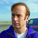 "Bob Odenkirk stars in ""Better Call Saul"""