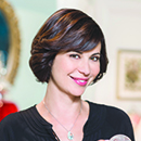 """Catherine Bell stars in """"Good Witch"""""""