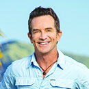 "Jeff Probst hosts ""Survivor"""