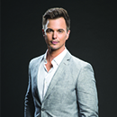 "Darin Brooks stars in ""The Bold and the Beautiful"""