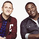 "Tim Robinson and Sam Richardson star in ""Detroiters"""