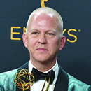Ryan Murphy, seen here with his Emmy Award, to launch two new series
