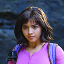 """Isabela Moner stars in """"Dora and the Lost City of Gold"""""""