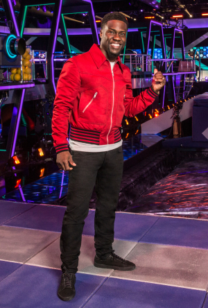 "Kevin Hart hosts ""TKO: Total Knock Out"""
