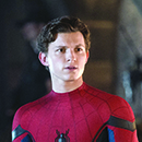 """Tom Holland stars in """"Spider-Man: Far From Home"""""""
