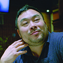 "David Chang as seen in ""Ugly Delicious"""