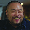 """Chef David Chang from """"The Next Thing You Eat"""""""