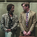 "Don Cheadle and Andrew Rannells star in ""Black Monday"""