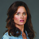 "Robin Tunney stars in ""The Fix"""