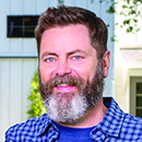 """Nick Offerman cohosts """"Making It"""""""