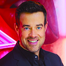 """Carson Daly hosts """"The Voice"""""""