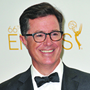 Stephen Colbert is nominated at the 73rd Primetime Emmy Awards