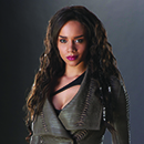 "Hannah John-Kamen stars in ""Killjoys"""