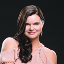 "Heather Tom from ""The Bold and the Beautiful"""
