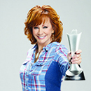 Reba McEntire hosts the 54th Academy of Country Music Awards