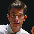 "John Mulaney as seen in ""John Mulaney and the Snack Lunch Bunch"""