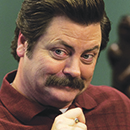 "Nick Offerman to star in ""Colin in Black and White"""