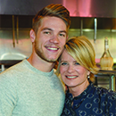 """Lucas Adams and Mary Beth Evans star in """"Days of Our Lives"""""""