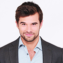 "Josh Swickard from ""General Hospital"""