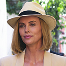 "Charlize Theron stars in ""Long Shot"""