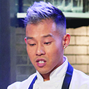 """Contestant Wallace Wong as seen in """"Fridge Wars"""""""