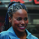 """Taylour Paige as seen in """"Boogie"""""""