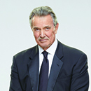 """Eric Braeden as seen in """"The Young and the Restless"""""""