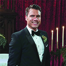 """Joshua Morrow as seen in """"The Young and the Restless"""""""