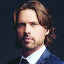 "Joshua Morrow as seen in ""The Young and the Restless"""